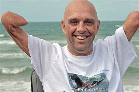 the man with no arms and no legs but living without limits man with no arms and legs plans to swim around the world