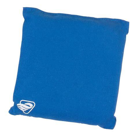canvas bean bag toss triumph sports usa triumph blue canvas duck cloth bean bag