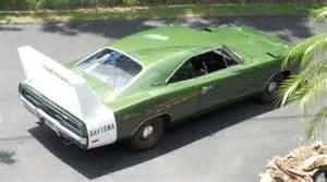 1969 Dodge Charger Daytona For Sale 1969 Dodge Charger Daytona For Sale Ebay Autoevolution