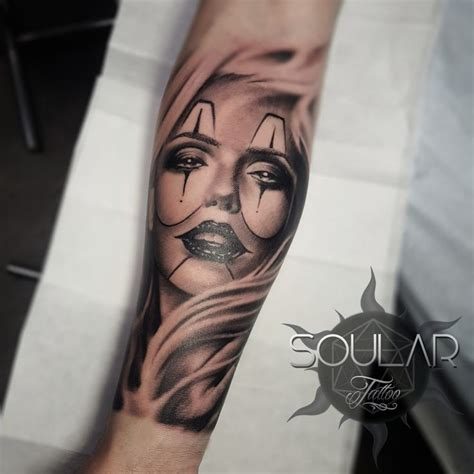 mexican clown tattoo designs 87 best images about soular tattoos on