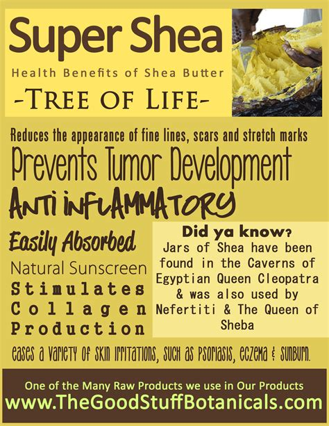 Shea Butter Benefits by Shea Butter