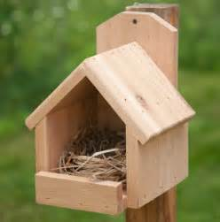 Free Wood Duck Nesting Box Plans by Red Cardinal Bird House Plans 187 Woodworktips