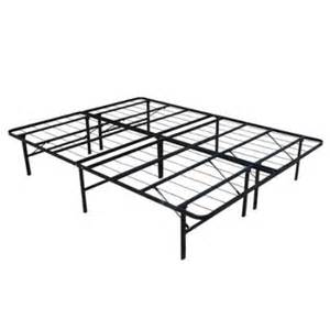 Bed Frames In Walmart Homegear Platform Metal Bed Frame Mattress Foundation Walmart