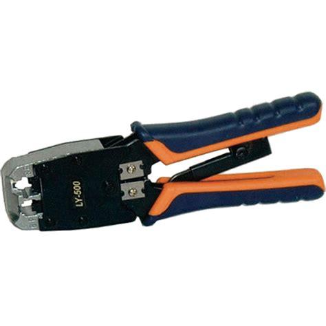 Murah Hs Crimping Tool Besi Rj45 Rj11 ratchet crimp tool for bt and rj11 crimp cablenet