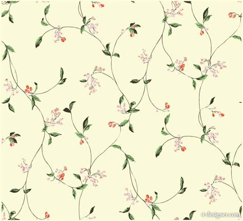 wallpaper flower simple 4 designer simple and elegant flower pattern background