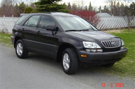 lexus rx 2002 helene 2002 lexus rx specs photos modification info at