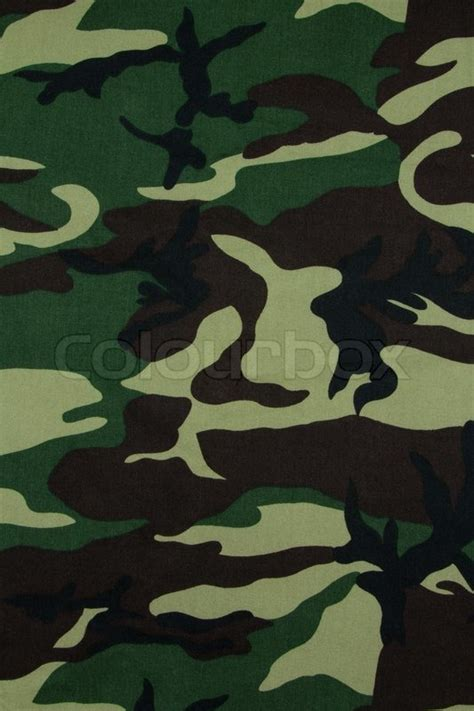 army pattern fabric thai army green woodland camouflage fabric texture