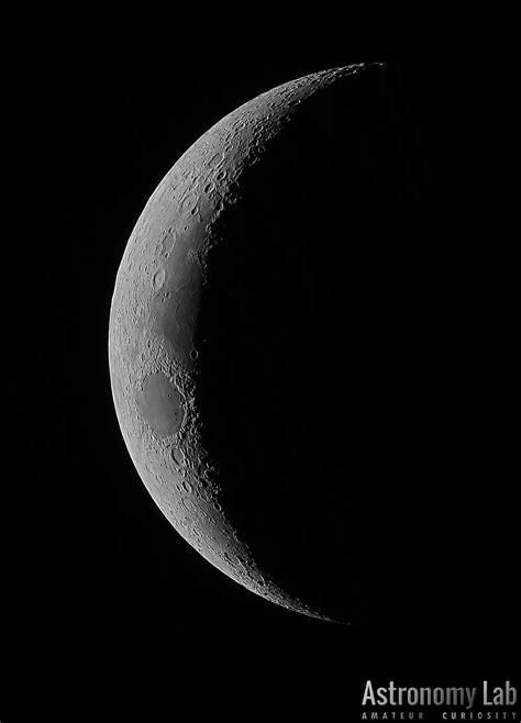 imagenes de lunas oscuras luna cuarto creciente