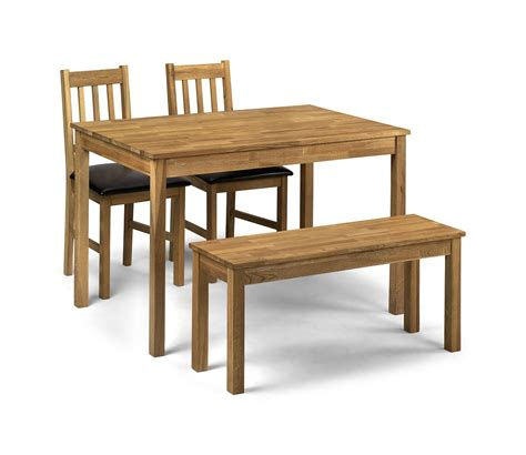 coxmoor rectangular dining table set with bench buy online