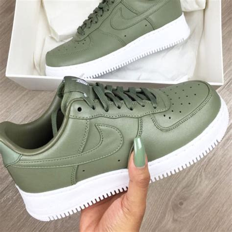 all color air ones olive green air ones pictures photos and images