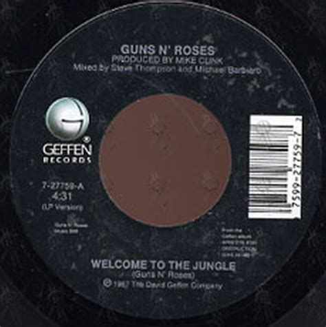 download mp3 guns n roses welcome to the jungle guns n roses welcome to the jungle 7 inch vinyl