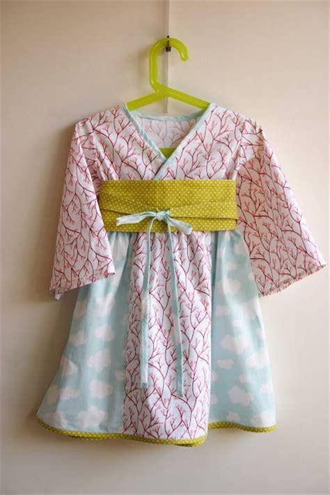 pattern kimono dress toddler kimono dress with link to pattern sewing love