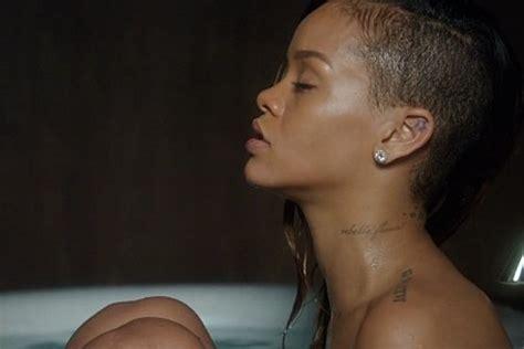 rihanna song in bathtub watch rihanna s stay video