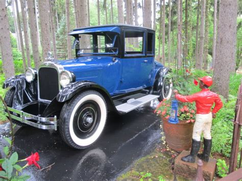 1925 dodge for sale dodge other coupe 1925 black washington blue for sale