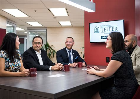 Telfer School Of Management Mba Fees by Programs Telfer School Of Management
