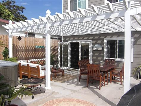 Vinyl Patio Cover Kits by Home Vinyl Patio Kits