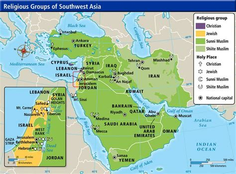 africa physical map 7th grade culture map southwest asia images southwest asia
