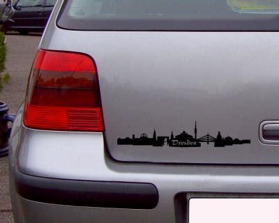 Aufkleber Auto Dresden by Autoaufkleber Dresden Aufkleber Skyline Autosticker 25