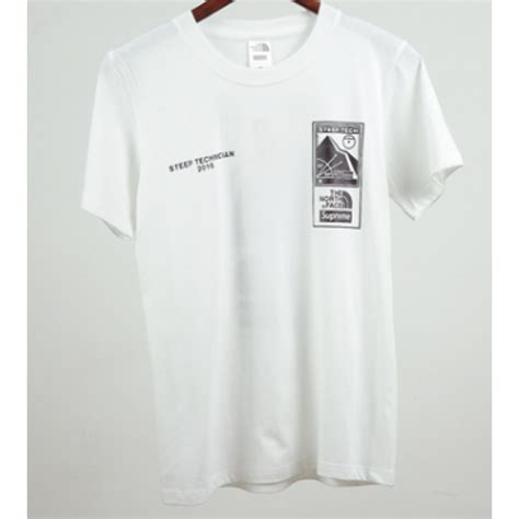 T Shirt Supreme To Supreme Include Packaging Limited 1 supreme steep tech t shirt white supreme steep tech t