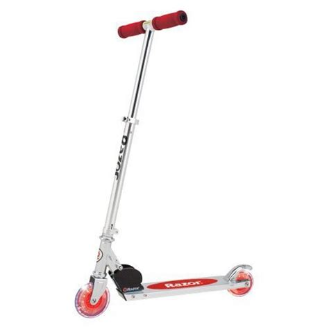 razor a lighted wheel kick scooter razor a lighted wheel kick scooter target