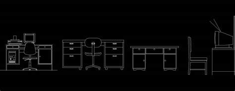 Office Furniture Cad Blocks Plan n Design