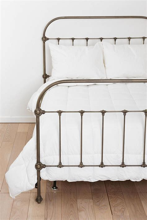 Iron Frame Beds Best 25 Iron Bed Frames Ideas On Metal Bed Frames Simple Rooms And Bed Frames