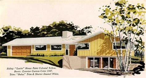 1960s house renovation exterior colors for 1960 houses retro renovation