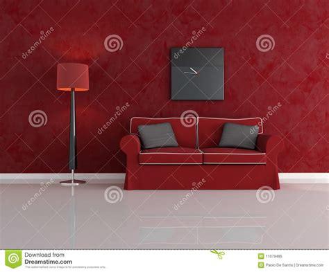 rotes schwarzes und weißes wohnzimmer rotes und schwarzes wohnzimmer lizenzfreies stockfoto