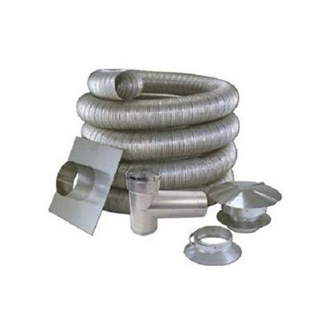 chimney liner kit fireplace accessories parts