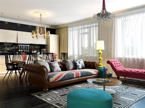 pop interior design modern pop style apartment