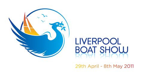 boat show logo liverpool boat show 2011 logo yacht charter