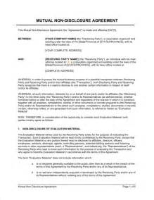 international non disclosure agreement template international non disclosure agreement template pacq co