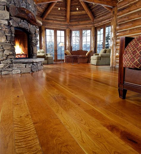 Cherry Wood Floors Carlisle Wide Plank Floors