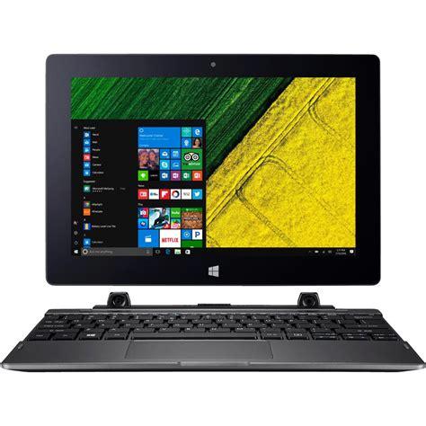 Ram 4gb Untuk Netbook acer switch one 10 netbook tablet mit 10 1 zoll 64gb 4gb ram schwarz ebay