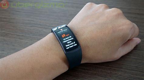 Test : Samsung Gear Fit2
