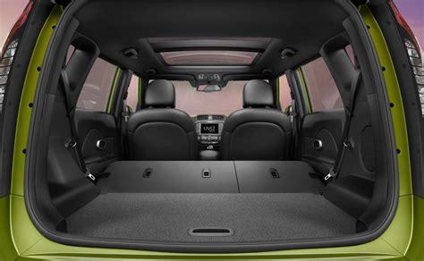 Kia Soul Cargo Space 2015 Kia Soul Ev Interior 2015 Best Auto Reviews