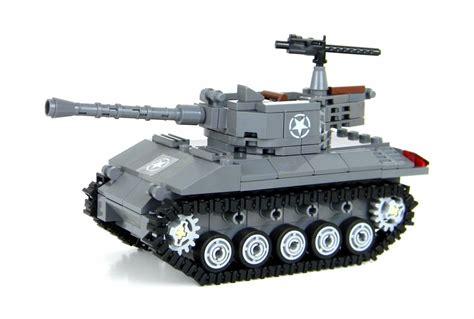 lego army tank m18 us army hellcat tank war 2 custom set made w