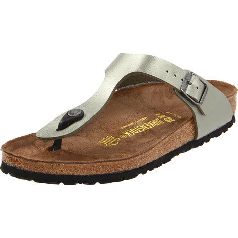 gizeh sandal birkenstock birkenstock womens gizeh sandal in gray