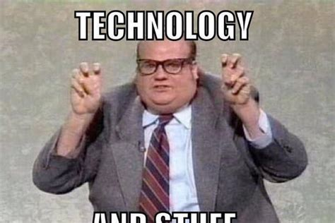 Technology Meme - nervous world series chevy guy spawns excellent