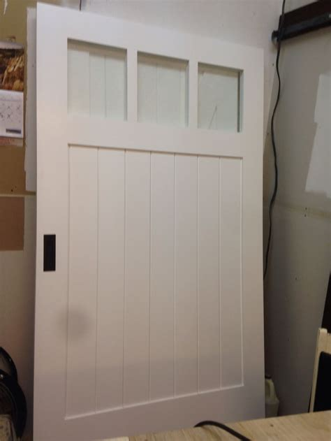 white barn door white barn door with frosted glass barn door and barn