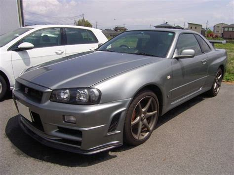 nissan skyline 2001 featured 2001 nissan skyline gtr m spec at j spec imports