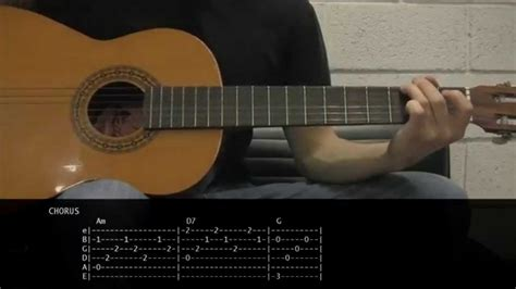 guitar tutorial vincent guitar lesson don mclean vincent with tabs youtube