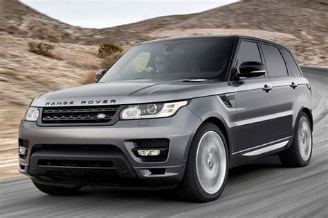 2014 Range Rover Sport drops 800 pounds, adds V6 and third row