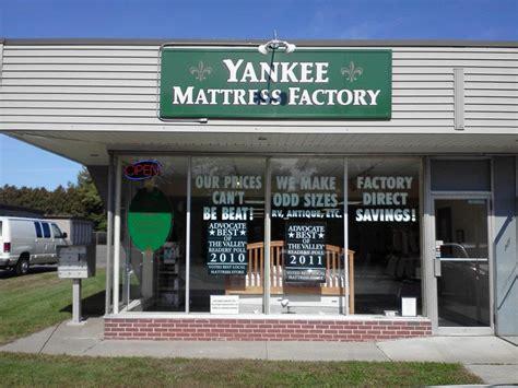 Yankee Mattress by Yankee Mattress Factory In Northton Ma Mattress