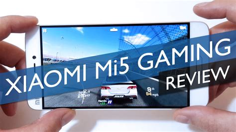 xiaomi mi5 review techradar xiaomi mi5 gaming review youtube