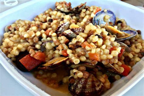 cucinare le arselle fregola sarda con le arselle monicucci