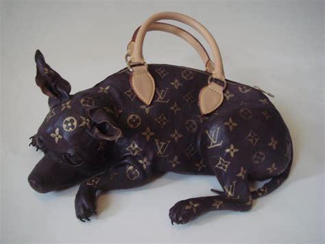 I Doggie Bags by The Most Disturbing Handbag 4 Pics Izismile