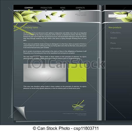 eco site vector clip art of eco site eco site csp11803711