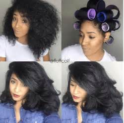 hair growth with set hairstyle 1000 ideas about roller curls on pinterest hot roller