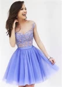 Sleeveless see through cocktail dress 2014 homecoming dresses short